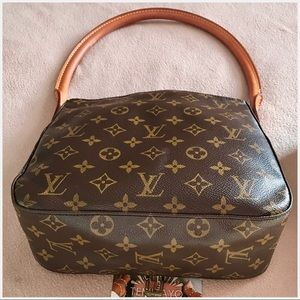 💯Authentic Louis Vuitton Looping MM💖 TV 850